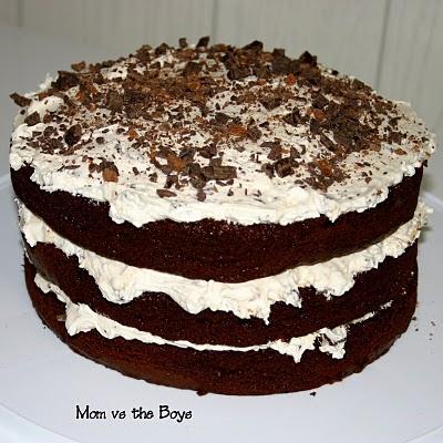 chocolate bar cake