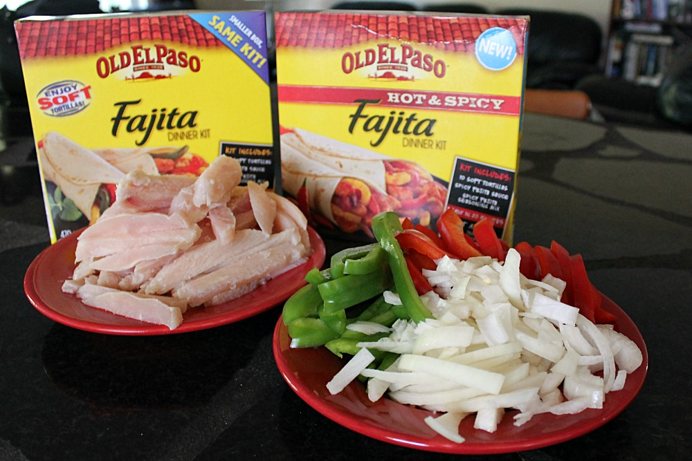 Chicken Fajita kits