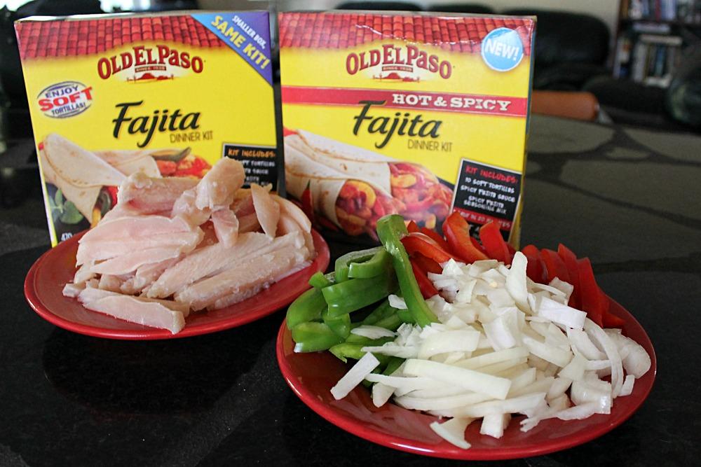 Chicken Fajita kits