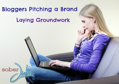 Pitching a Brand