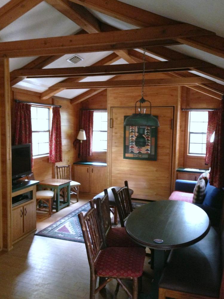 Disney Fort Wilderness Cabin