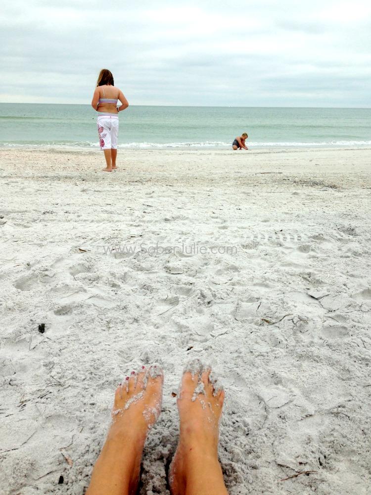 Island Grand by tradewinds beach with kids
