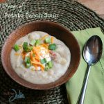 Cream of Potato Bacon Soup Recipe – Cuz Baby It's Cold Outside