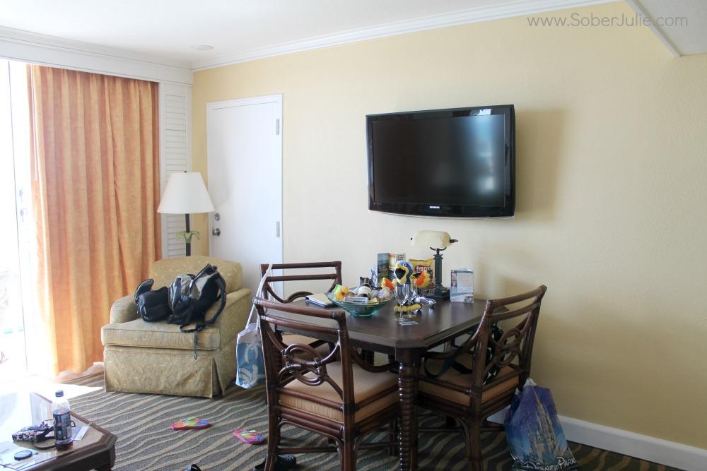 Tradewinds Island Grand Living Room 2