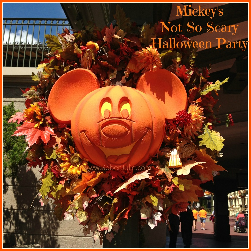 mickeys not so scary halloween party image