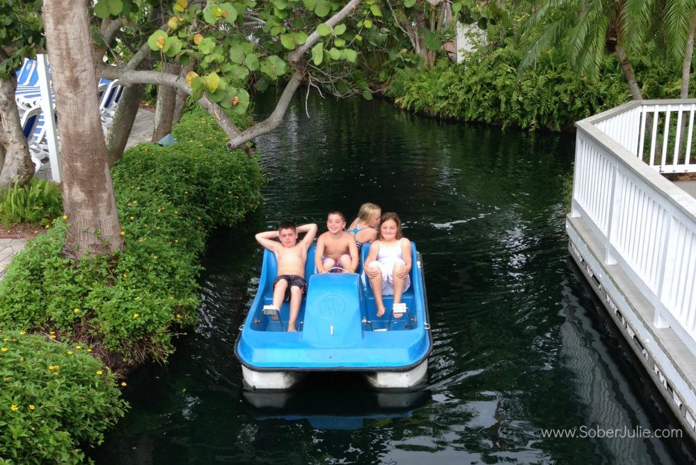 paddleboats tradewinds