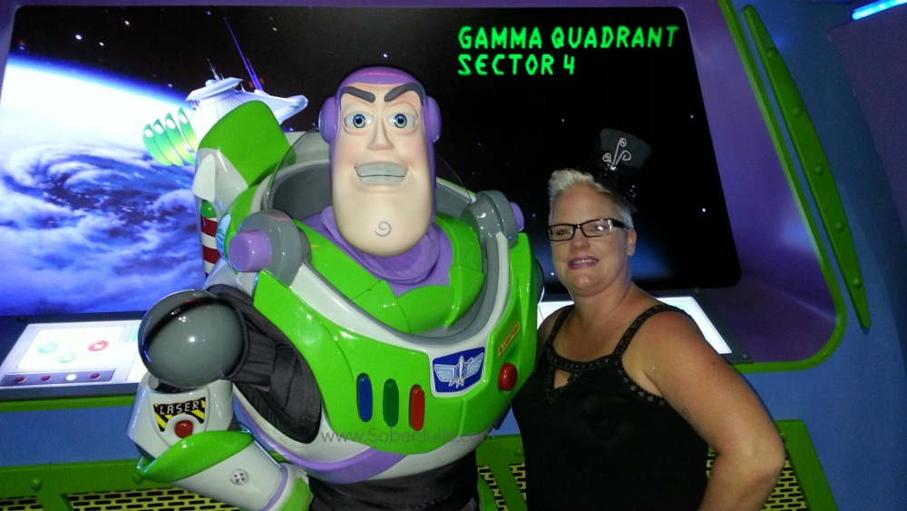 soberjulie with buzz