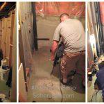 Our Bathroom Renovation Has Begun #BathroomReno