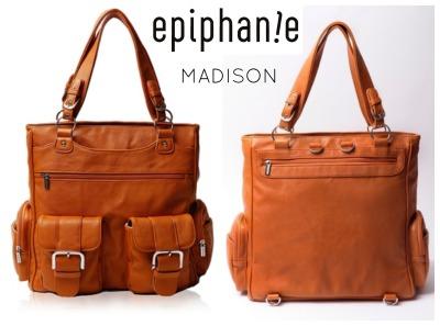 Epiphanie camera bag madison