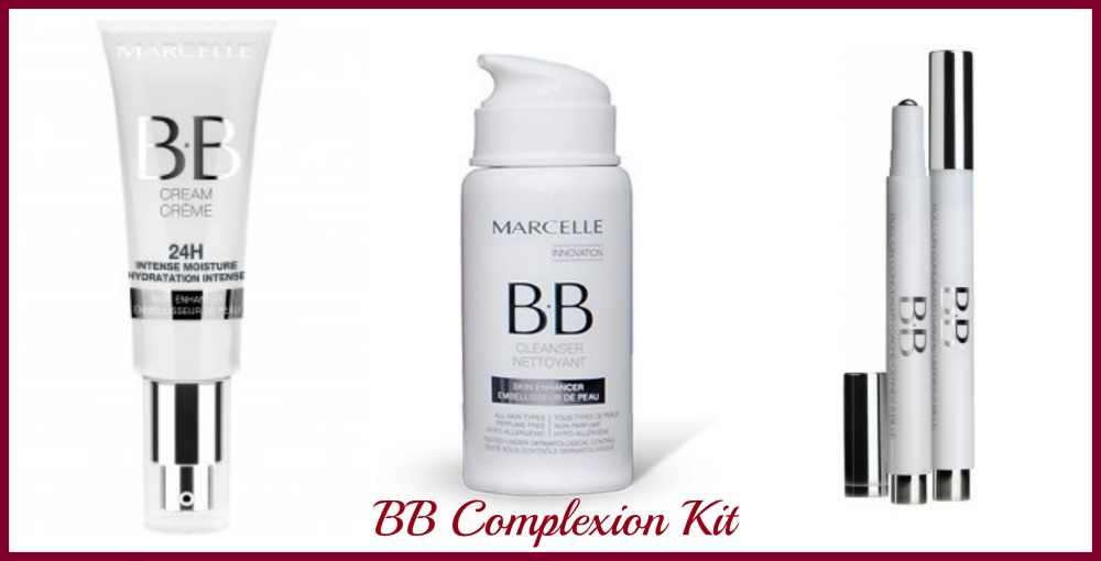 Marcelle BB Complexion Kit