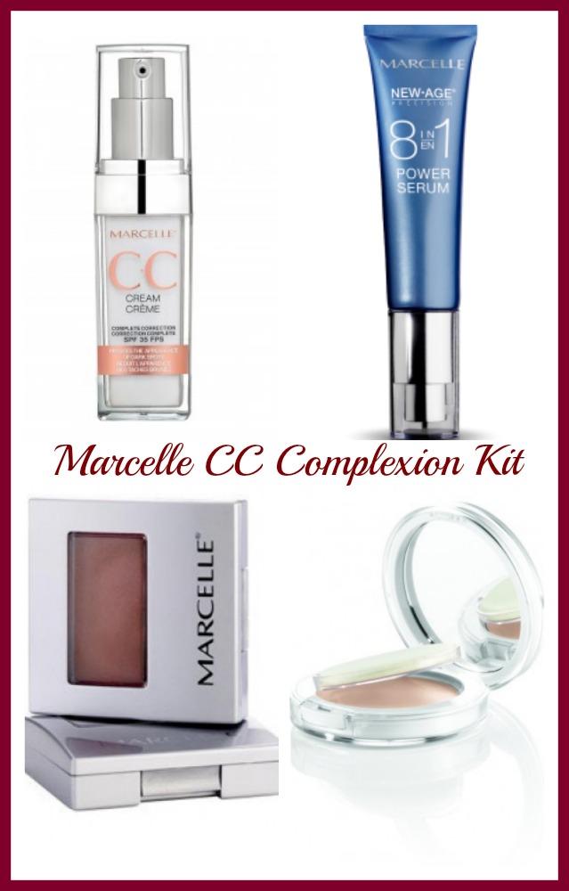 Marcelle CC Complexion Kit