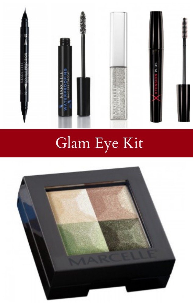 Marcelle Glam Eye Kit