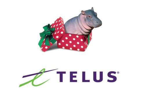 Telus Christmas