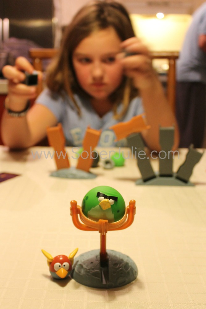family game night angry birds