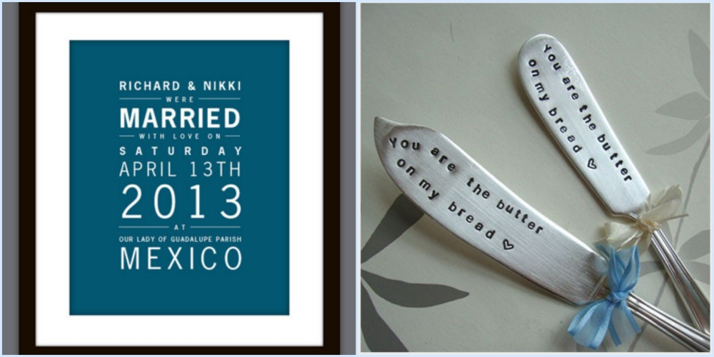Wedding Gift Giveaway Ideas: Unique Gift Ideas, A Twitter Party & A Giveaway