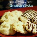 Melt-In-Your-Mouth Shortbread Cookie Recipe