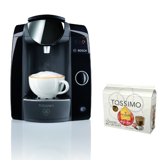 tassimo home brewer