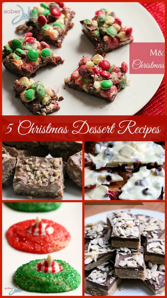 5 Christmas Dessert Recipes