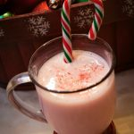 Candy Cane Hot Chocolate