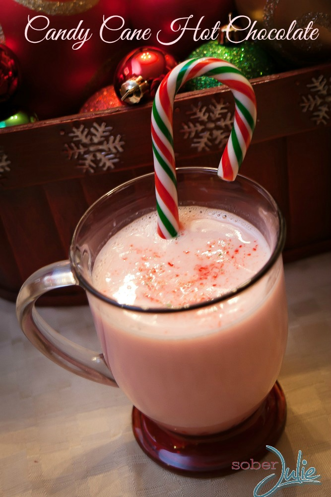 Candy Cane Hot Chocolate WM