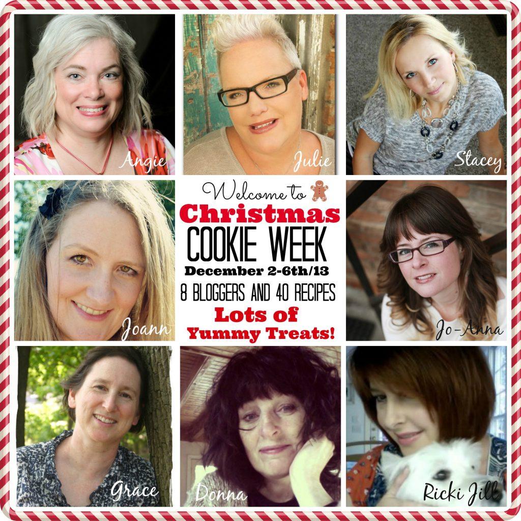 Christmas Cookie Week Collage 13