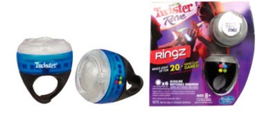 TWISTER RAVE Ringz Game
