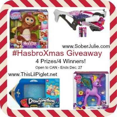 hasbro toys giveaway