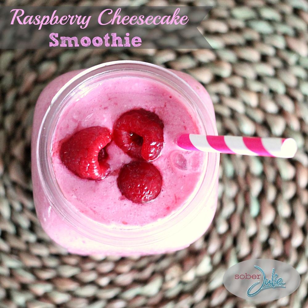 Raspberry Cheesecake Smoothie SQ WM