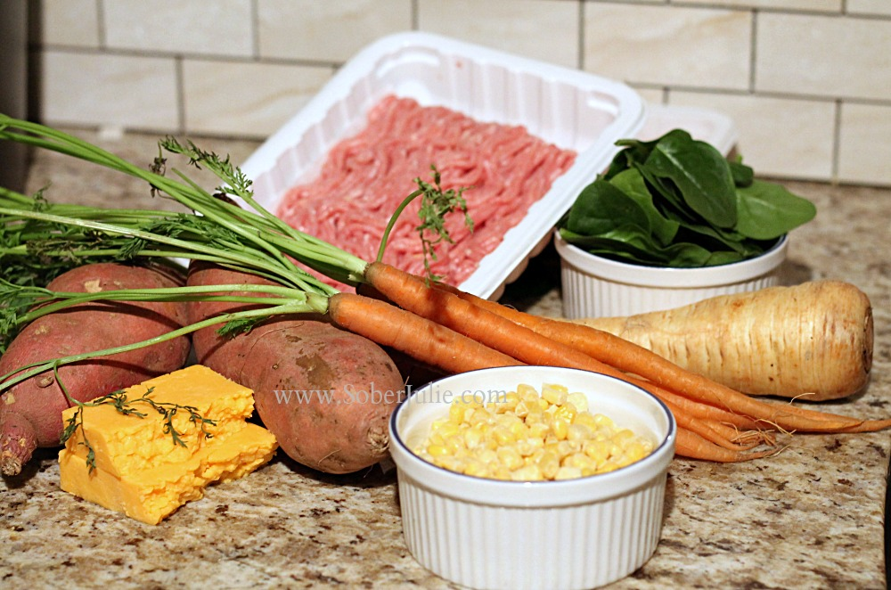 healthy shepard's pie ingredients