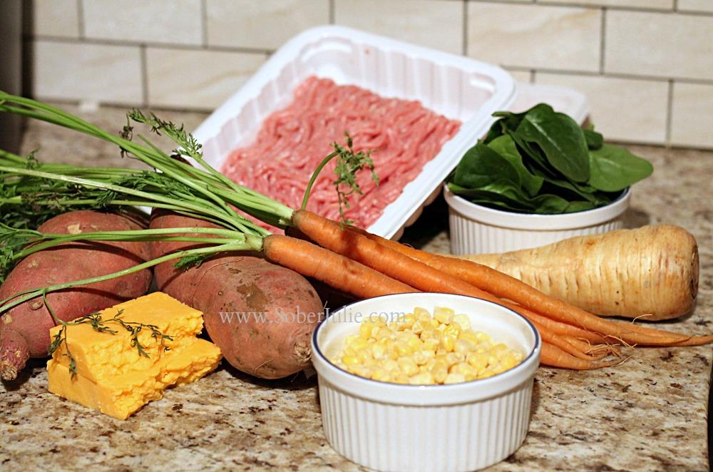 healthy shepard's pie ingredients