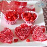 Strawberry Gumdrop Hearts Recipe – A Valentine's Day Treat