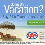 CAA Travel Insurance Giveaway #CAASaveTravels