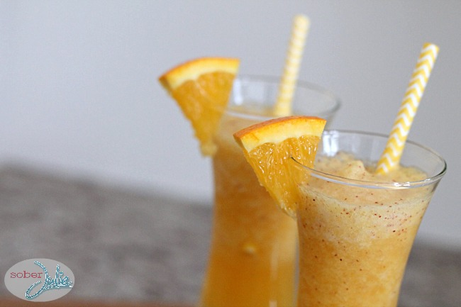 orange peach smoothie recipe sydney
