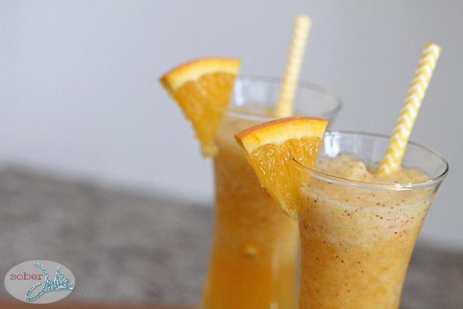 orange peach smoothie recipe sydney