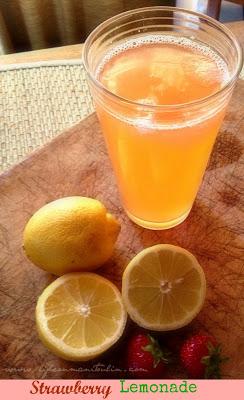 strawberry+lemonade