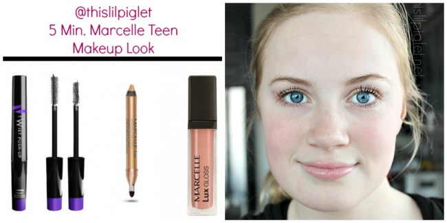teen makeup marcelle
