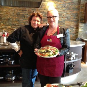 Cooking With Chef Lynn Crawford Amp Kitchenaid Canada