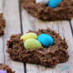 Coconut Easter Nests – A simple, delicious Easter dessert