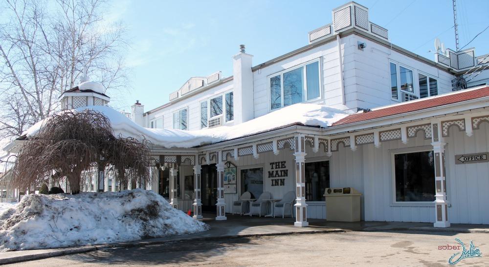 Fern Resort Winter Main Inn