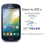 Travelling With Your Smartphone WIN a Samsung Galaxy SIII Mini