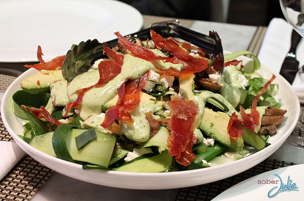 Green Goddess Salad in all her glory