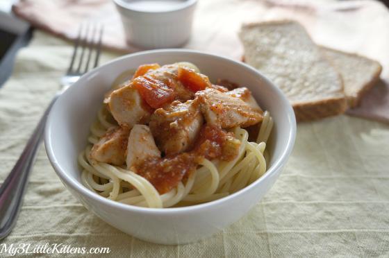 Chicken-Tomato-Herb-Pasta-Recipe