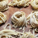 Homemade Pasta with KitchenAid & Giveaway