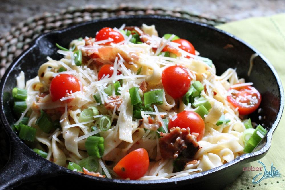 Homemade Pasta with KitchenAid