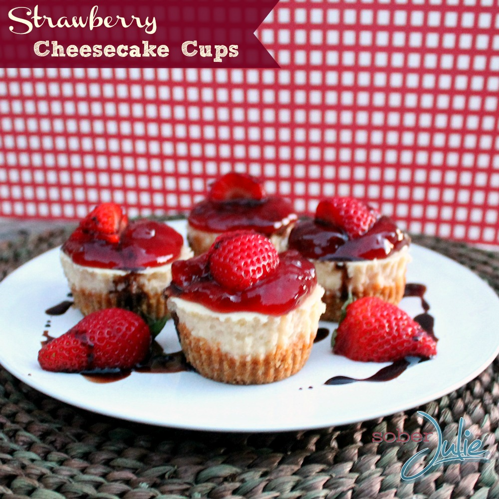 Strawberry-Cheesecake-Cups
