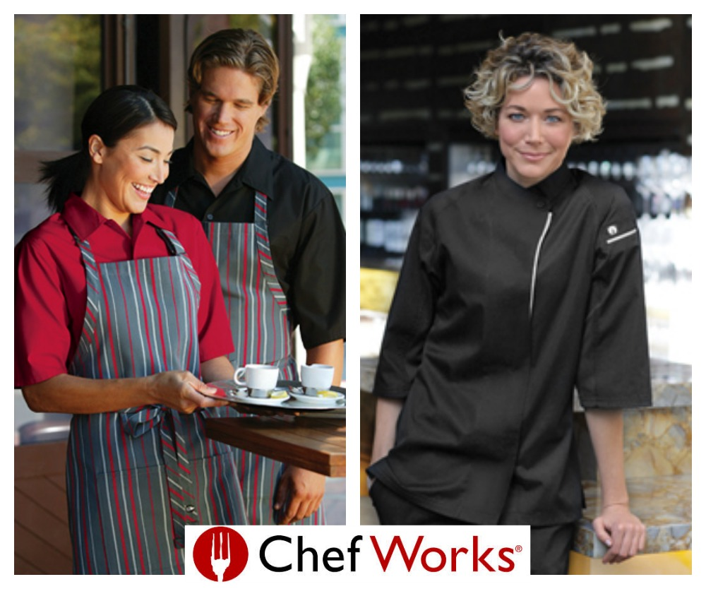 chef works Collage