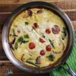 Healthy Sausage Fritatta Recipe