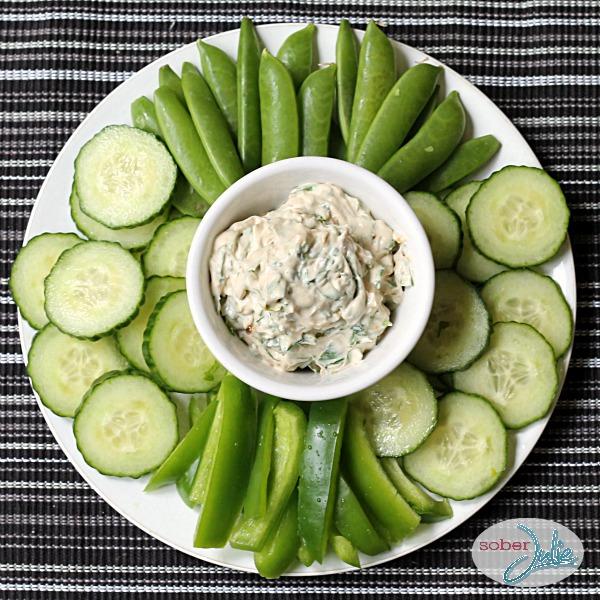 Spinach Veggie Dip