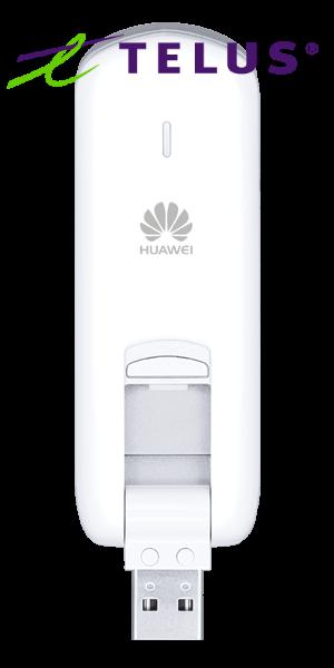 telus mobile internet key