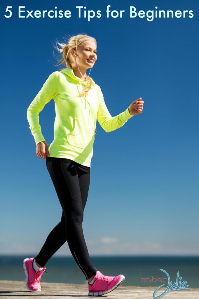 5 Exercise Tips for Beginners